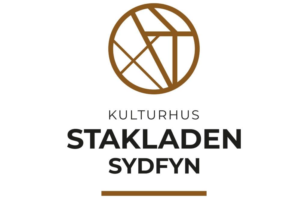 Grafisk identitet og logo design. Kulturhus Stakladen Sydfyn logo