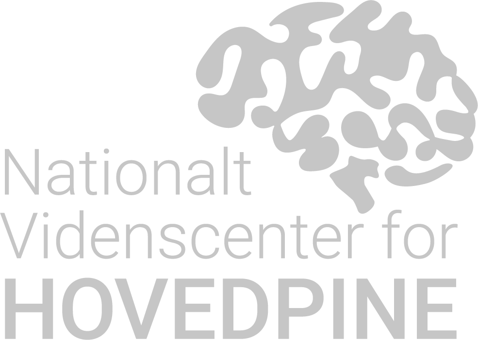 Logodesign for Nationalt Videnscenter for Hovedpine